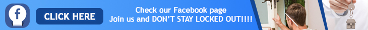 Join us on Facebook - Locksmith Huntington Beach
